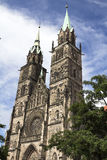 Gothic St Lawrence Royalty Free Stock Photos