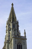 Gothic Steeple Stock Photo