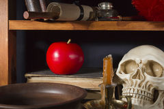 Gothic still life Royalty Free Stock Photography
