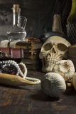 Gothic still life Royalty Free Stock Images