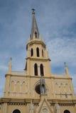 Gothic style church Bangkok Stock Images