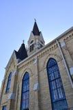 Gothic style church Stock Image