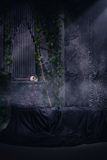 Gothic tomb. royalty free stock images