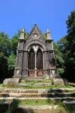 Gothic tomb Stock Photography