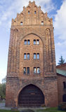 Gothic tower. Stock Image