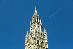 Gothic tower Stock Photography