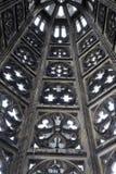 Gothic tower decoration Stock Photo
