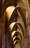 Gothic vault Royalty Free Stock Images
