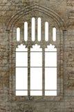 Gothic window Royalty Free Stock Photos