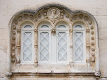 Gothic window Stock Photography