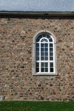 Gothic Window On Church In Stone Royalty Free Stock Images