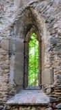 Gothic window Royalty Free Stock Photo