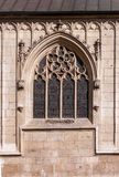 Gothic window Royalty Free Stock Photography