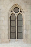 Gothic window1 Royalty Free Stock Photography