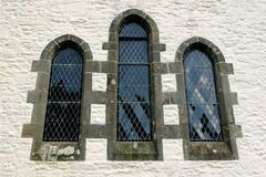 Gothic Windows Royalty Free Stock Photos