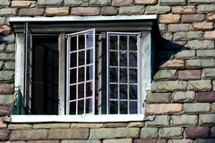 Gothic windows Stock Image
