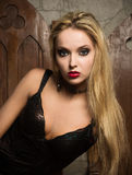Gothic Women Stock Images