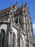 gothicsen återstår Arkivfoto
