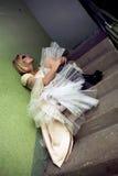 Gothik bride Stock Photos