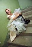 Gothik bride Royalty Free Stock Images