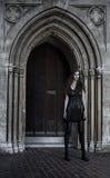 Gothique extérieur Image libre de droits