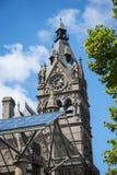 GothisStadhuis in Chester de stad van de provincie van Cheshire in Engeland royalty-vrije stock foto's