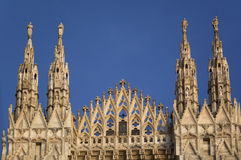 Gotic Cathedral Royalty Free Stock Photos