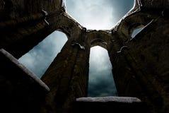 Gotico Fotografie Stock