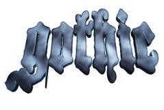 Gotico Fotografie Stock Libere da Diritti