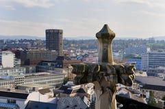 Gotico e moderno Immagini Stock Libere da Diritti