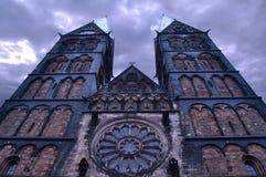 Gotico puro immagini stock