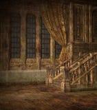 Gotisch landschap 46 vector illustratie