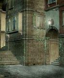 Gotisch landschap 59 Royalty-vrije Stock Foto