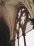 Gotisch venster Royalty-vrije Stock Afbeeldingen