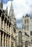 Gotische Architektur Stockfotografie