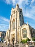 Gotische Architektur in Cambridge Stockbild