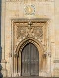 Gotische Architektur in Cambridge Lizenzfreies Stockfoto