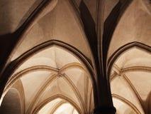 Gotische Bogen Royalty-vrije Stock Afbeeldingen