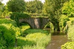 Gotische brug Stock Fotografie