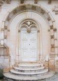 Gotische Deur stock afbeeldingen