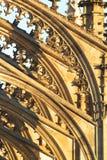 Gotische elementen Royalty-vrije Stock Foto