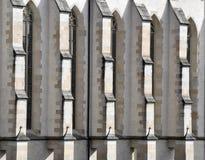 Gotische Fassade lizenzfreie stockbilder