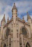 Gotische kapel Stock Afbeelding