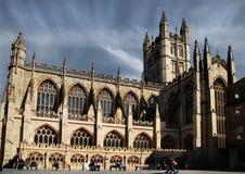 Gotische kathedraal Stock Afbeelding
