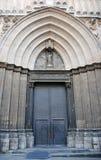 Gotische kathedraal Stock Foto