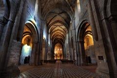 Gotische kathedraal royalty-vrije stock afbeelding