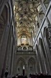 Gotische kathedraal, Kutna Hora Royalty-vrije Stock Foto's
