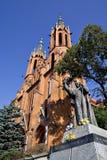 Gotische Kathedrale Stockfotos