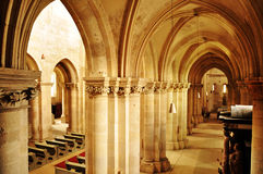 Gotische Kathedrale Lizenzfreies Stockbild