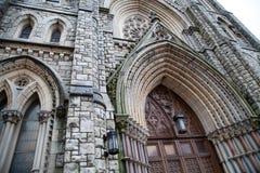 Gotische Kathedrale in Philadelphia, Pennsylvania Stockfoto